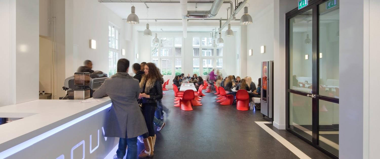Jan des bouvrie college ruland architecten for Interieur design opleiding hbo