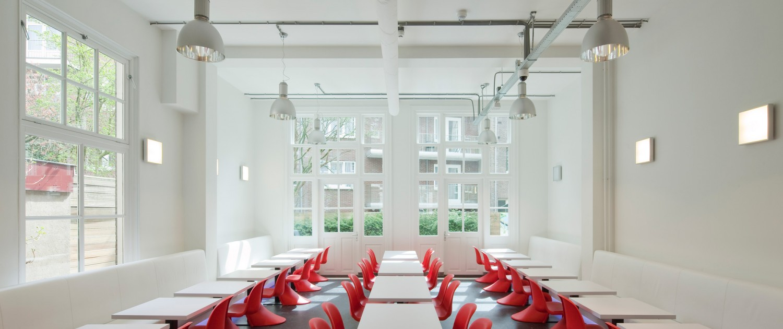 Jan des Bouvrie College – Ruland Architecten