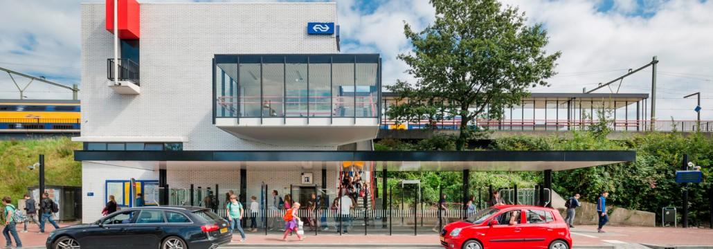 Nieuwe entree station Zaltbommel