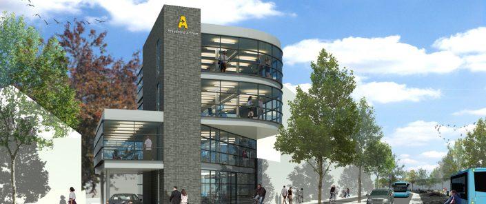 kantoorvilla Breedband Arnhem