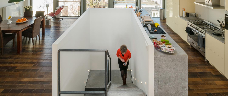 Interieur De Luxe Appartement interieur appartement amsterdam – ruland architecten